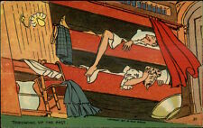 Bunk Beds - Seasick Throwing Up the Past - Rose Hyman Tom Tom Series PC