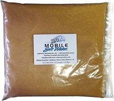 Water Softener Resin(Cation) Ion-Exchange 0.1 Cubic Foot - 5.1 pounds / 2.31 Kgr
