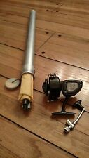 Eagle Claw M4TMF 7 1/2 Trailmaster fly rod and shakespere reel