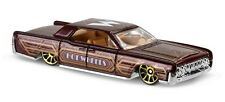 Hot Wheels Cars - '64 Lincoln Continental Brown