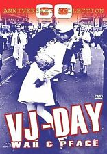 VJ Day - War And Peace (New DVD 2005) 60th Anniversary collection WW2 Two
