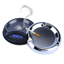 0.01g x 100g Digital Precision Pocket Scale Ash Tray Style Weighing Scales kj