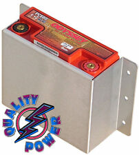 PC680 Aluminum Battery Hold Down Vertical or Horizontal