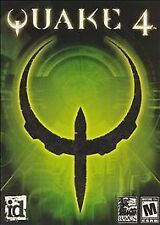 Quake 4 (PC, 2005) COMPLETE WITH MANUAL ADULT OWNED RATED M