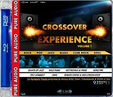 CROSSOVER EXPERIENCE  BLU-RAY NEU GIANTS OF JAZZ/BOSSTIME/WILD THINGS