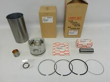 New OEM Isuzu 4BG1 Hitachi EX120 Excavator Engine Piston Cylinder Ring Liner Set
