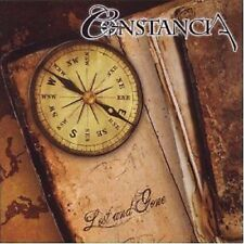 Constancia Lost And Gone CD NEW SEALED 2009 Prog Metal David Fremberg