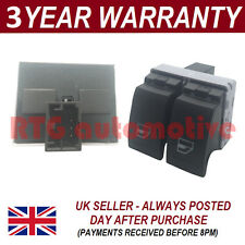 DOUBLE ELECTRIC POWER WINDOW SWITCH BUTTON FOR VOLKSWAGEN CARAVELLE T4 T5 2003-