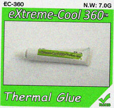 [EC-360™] Thermal Glue 2W/mK   Paste Compound Pad Tape Adhesive Heatsink