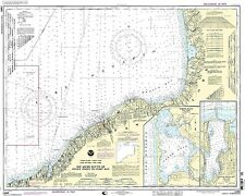 NOAA Six Miles south of Stony Point to Port Bay;North Pond;Little Sodus Bay