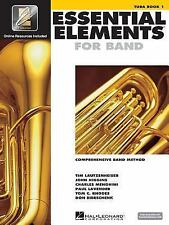 Essential Elements for Band - Book 1 with EEi: Tuba in C (B.C.) (Essential Eleme