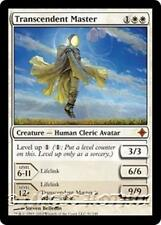 TRANSCENDENT MASTER Rise of the Eldrazi MTG White Creature — Human Cleric MYTHIC