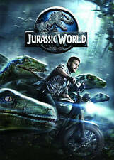 Jurassic World (DVD, 2015) FAST SHIPPING