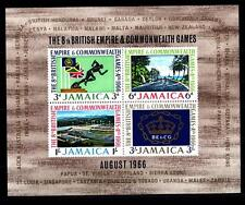 JAMAICA - 1966 - 8a edizione British Empire and Commonwealth Games sport, Kingst