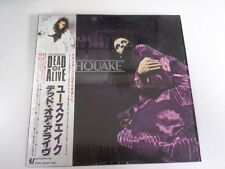 Hard to Find White OBI Japanese Youthquake Album DEAD OR ALIVE/Pete Burns RARE