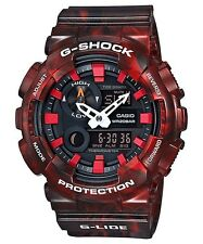 Brand New Casio G-Shock GAX100MB-4A Red G-Lide Limited Ana-Digi Watch NWT!!!