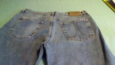 Moschino Size Tag 38 Waist 36 Inseam 30Jeans Uomo Easy Fit Jeans Button Fly