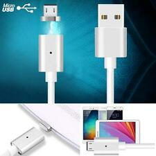 2.4A Micro USB Charging Cable Magnetic Adapter Charger for Android Mobile Phones