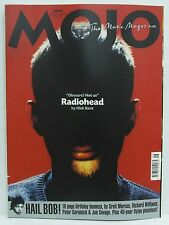 Radiohead Mojo Music Magazine Thom Yorke Bob Dylan Richard Williams June 2001!