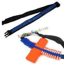 Bandolier Shoulder Strap Darts Ammo Storage For Nerf N-strike Blasters Toy Kids