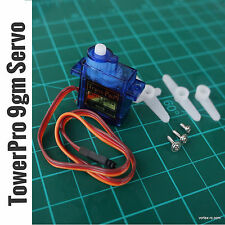 TowerPro SG90 9G Mini Servo 9Gram servo RC planes robotics DIY projects