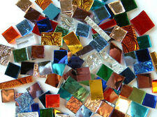 "1/2"" MIXED COLOR MIRROR GLASS MOSAIC TILE/TILES"