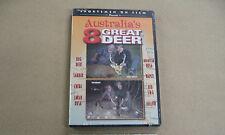 Sportsmen on Film - Australia's 8 Great Deer (DVD, 2003)