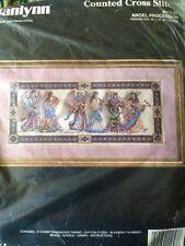 Angel Procession Janlynn #112-57 Teresa Wentzler designer Opened