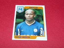 256 TOIFILOU MAOULIDA MONTPELLIER SC MHSC PANINI FOOT 2002 FOOTBALL 2001 2002