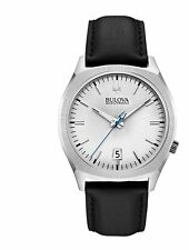 Bulova 96B213 Mens Accutron II Watch High Performance Quartz Gray Sunray Dial