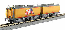 New Kato  N Gauge 106-085 Union Pacific Water Tender Set (2)