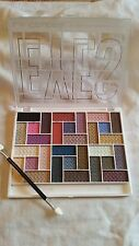 L.A. COLORS 30 Color Eye shadow Palette Back to Basics Full Size New
