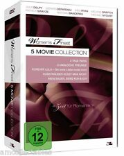 DVD - WOMEN`S FINEST - 5 MOVIE COLLECTION - ZEIT FÜR ROMANTIK - NEU/OVP