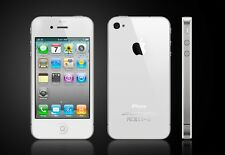Apple iPhone 4 - 8GB - Negro/blanco (Libre) - Regular Condición