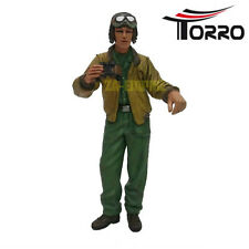 1:16 Scale Torro Series U.S. Tank Commander Figure WWII RC Tank