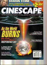 WoW! Cinescape v2#7! Sharon Stone! Independence Day! Star Trek! ShadowConspiracy