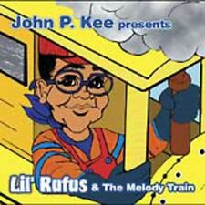 Lil' Rufus & The Melody Train - Lil Rufus (2013, CD NEUF) CD-R