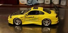 "Boley 1/24 Nissan Silvia S15 ""Nismo"". Diecast metal. RARE. Working lights. Jada"