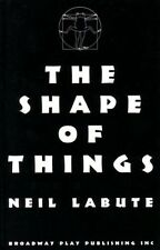 The Shape Of Things by Neil Labute, (Paperback), Broadway Play Pub , New, Free S