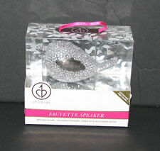ChicBuds Portable Crystal Fauvette Platinum Edition Speaker for MP3
