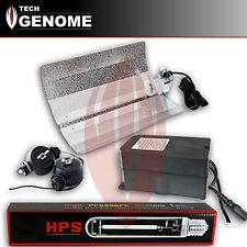 Hydroponics 600W Grow Light Kit Ballast Euro Reflector 600 Watt HPS Bulb