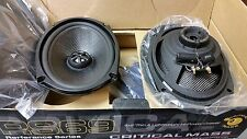 CRITICAL MASS SPEAKERS RS69 TOYOTA LEXUS CAMRY DOOR BEST SOUND QUALITY OEM FIT