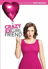 Crazy Ex-Girlfriend . The Complete Season 1 . Rachel Bloom . 4 DVD . NEU . OVP