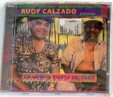 RUDY CALZADO - LA MUSICA TIPICA DE CUBA - CD Sigillato