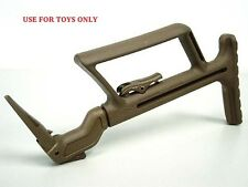 TAC COLLAPSIBLE STOCK FOR G17/19 SERIES GBB TAN