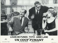 LOUIS DE FUNES TOTO, EVA E IL PENNELLO PROIBITO 1959 VINTAGE LOBBY CARD #10  R70