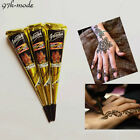 High Quality Henna natural jet plant Henna tattoo paste into thedark Deluxe LCF