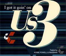 US3 - I Got It Goin' On (4 trk CD / Listen)
