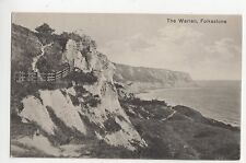 Folkestone, The Warren Postcard, A702