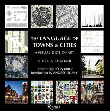 The Language of Towns and Cities by Dhiru A. Thadani (Hardback, 2010)